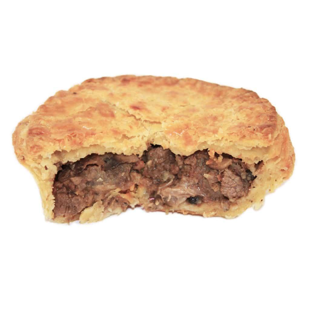 Shirl's Pepper Steak Pie